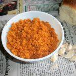 Dry Garlic Chutney / Sukha Lehsun ka Chutney / Fresh Garlic Chutney for Chat Items