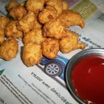 Vati Dal Na Bhajiya / Crispy Lentil Dumplings / Fried Moong Dal Fritters – Quick Snack / Chat Items