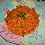 Tomato Pasta Recipe / Creamy Tomato Pasta Recipe