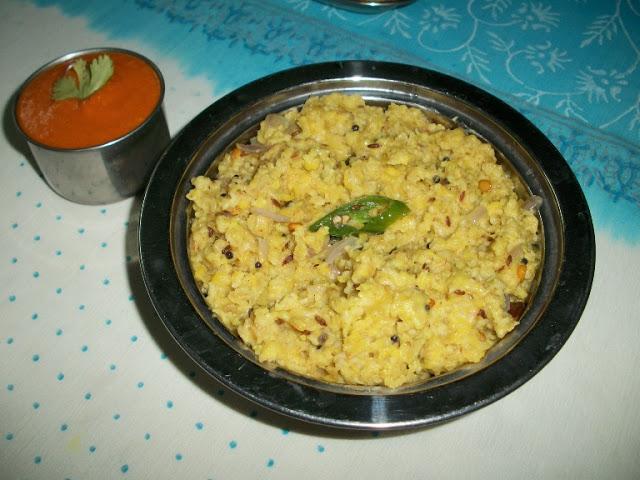 Oats Pongal  / Oats with Moong Dal / Oats & Lentil Dish– Pongal Special Recipes / Diabetic Friendly Recipes