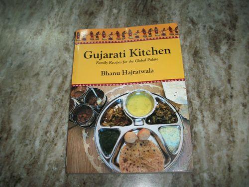 Gujarati Kitchen by Bhanu Hajratwala – Blogadda Book Review