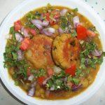 Ragda Pattice / Ragda Patties / How to make Ragda for Ragda Pattice – Chat Items / Side dish for Roti