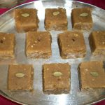 Instant Okkarai / Ukkarai / Rice Flour & Moong dal Sweet – Diwali Special Recipes / Gramathu Samyal