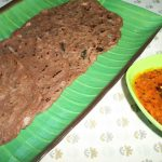 Instant Ragi Adai / Kezhvaragu Adai  / Finger Millet Adai – Diabetics Recipes / Diet Recipes / Healthy Recipes