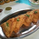 Punjabi Samosa / Samosa with Spicy Potato & Peas Filling – Celebrating One Year Anniversary