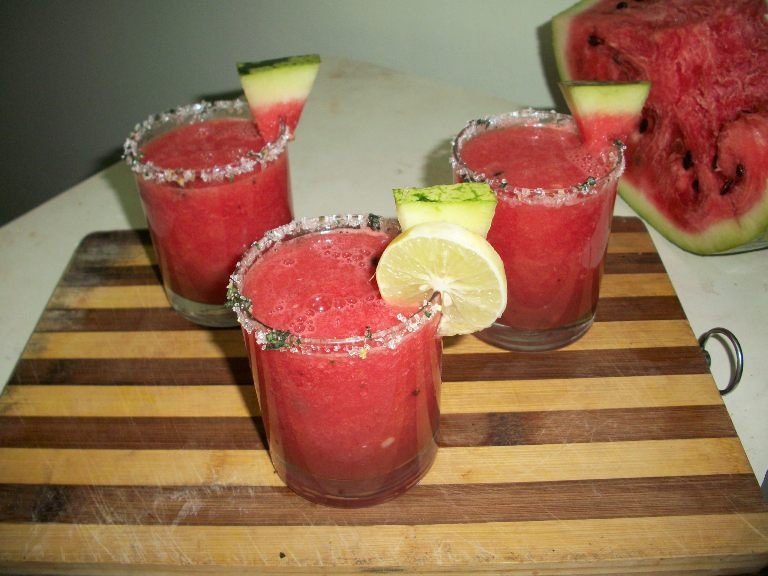 Watermelon & Ginger Cooler – Summer Special Recipes / Party Special Recipes