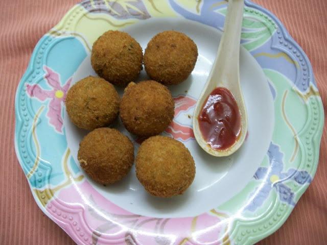 Potato Cheese Balls – Kids Special Recipes under 30 mins
