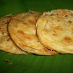Poricha Parota(Paratha) / Poritha Parota / Deep Fried Layered Indian Bread – Tirunelveli & Thoothukudi (Tuticorin) Special
