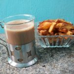 Ginger & Cardamom Tea / Inchi Yelakai Tea / Inchi Chai / Inji & Yelam Chai – Comforting for Cold Winter
