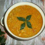 Mutta Salna / Egg Salna / Eggs Cooked in a Spicy Coconut Sauce – Thattu Kadai Recipes / Street Food Recipes