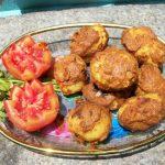 Tandoori Aloo / Tandoori Potatoes