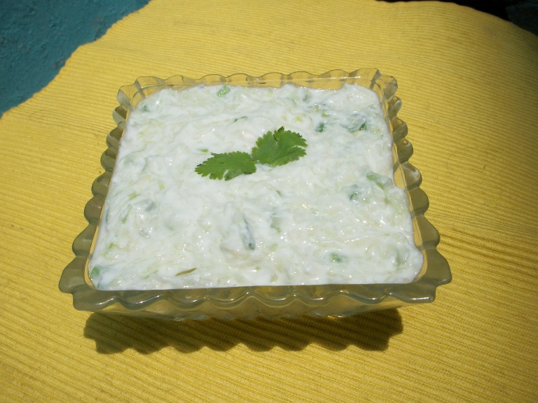 Cucumber Raita – Summer Special Recipes