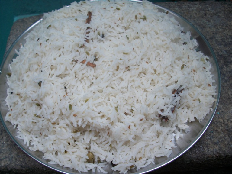 How to cook Basmati Rice for Biryani / Rice by Draining Method / Rapid Boil Method – Back to basics