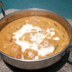 Shahi Kofta Korma / Creamy Chicken Kofta Curry / Fried Chicken Balls Cooked in a Cashew & Cream Sauce – Mughlai Recipes