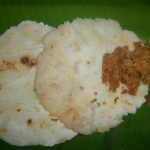 ஓரட்டி / Amma's Rice Flour Adai / Rice Flour Pancakes with Coconut – Typical South Indian Recipes