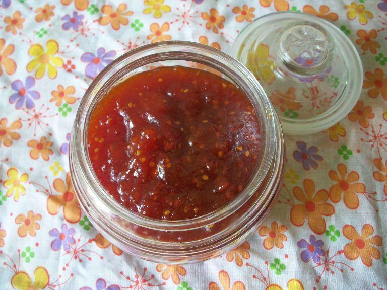 தக்காளி ஜாம்  / Tomato Jam with No Preservatives