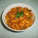 Sweet Corn Malai Sabzi ( Subzi)