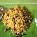 Vegetable Dum Biryani (Made in Oven) – SouthIndian Special Thali