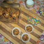 Healthy Oats and Nuts Balls – Kids Friendly Snack
