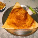 சிக்கன் கீமா தோசை / Chicken Keema Dosa / Indian Crepes Stuffed with Minced Chicken Filling – ThattuKada Recipes