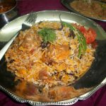 Chicken Kofta Biryani / Murg Kofta Biryani / Flavoured Rice with MeatBalls