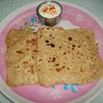 Ajwain Paratha / Ajwain Ka Paratha / How to Make Square Paratha