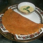 Multi Grain Adai Dosa / Crepes with Multi Grains – Healthy Way to Start a Day