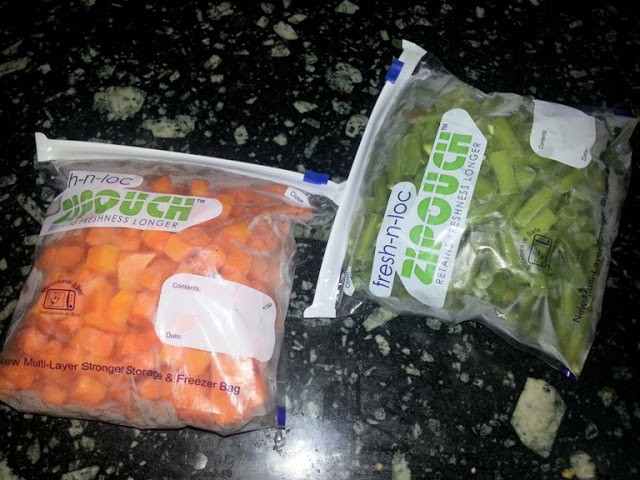 How to Freeze Carrot & Beans for Cooking – Freezer Friendly Recipes