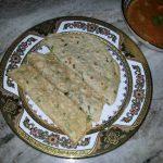 கொத்தமல்லி சப்பாத்தி / Coriander Chapati / Cilantro Paratha