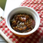 மிளகாய் பச்சடி / Amma's Chilli Onion Pachadi / Onion & Green Chillies Cooked in a Sweet Tamarind Sauce ( HOT, SOUR & SWEET )