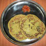 முளைகட்டிய பயறு ஊத்தப்பம் / Moong Sprouts Uthappam(Dosa)  –  Diabetics Friendly Recipes