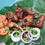 காடை வறுவல் / Kaada Fry / Quail Fry / Deep Fried Masala Coated Quail