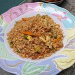 Egg Fried Rice – Lunch Box Ideas / Leftover Rice Recipes