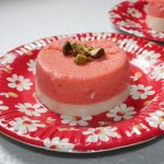 Layered Cherry Panna Cotta Recipe