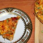 Sweet Corn Frittata Recipe