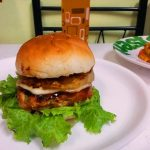 Hawaiian Chicken Burger Recipe
