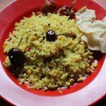 Andhra Puliyogare ( Pulihora/Puliyodharai) / Andhra Tamarind Rice