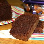 Vegan Chocolate Loaf Cake ( Eggless & Butterless ) – Celebrating 700th Post