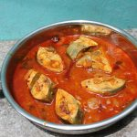 மீன் கறி / Tangy Fish Curry without Coconut