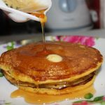 Pumpkin Pancakes – Halloween Special Recipes