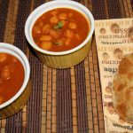 Chana Masala (Chole) / Chickpea Curry – Jain Style