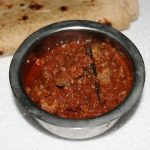 Chicken Liver Masala / Chicken Liver cooked in a Spicy Onion Tomato Masala