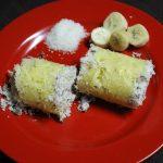 மரவள்ளி கிழங்கு புட்டு / Tapioca Puttu / Maravalli Kilangu Puttu / Steamed Tapioca Funnel Cakes