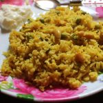 Masala Bhaat / Masale Bhat – Maharashtrian Rice Recipe