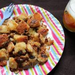 Bread, Sugar & Ghee – Quick Snacks for Kids / Recipes using Leftover Panettone Bread