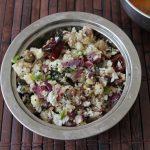 வாழைக்காய் பொடிமாஸ்  / Valakai Puttu (Podimas) / Raw Plantain with Onions, Spices & Coconut