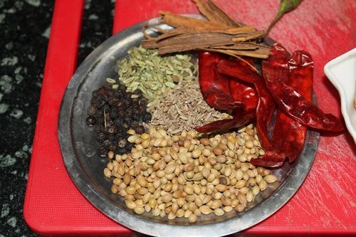 You Will Need Coriander Seeds Pepper Dry Chilli Cumin Seeds Fennel Seeds Cinnamon