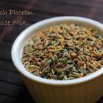 Homemade Panch Phoron Spice Mix – A Bengali Five Spice Mix
