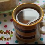 Chukku Kappi / Karupatti Kappi / Dry Ginger Coffee
