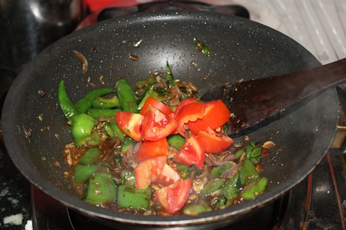how to cook capsicum chinese style